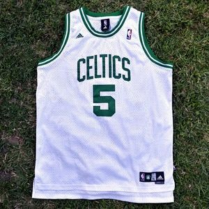 Boston Celtics Kevin Garnett Sewn Swingman Jersey